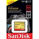 CF Extreme 64GB Compact Flash card