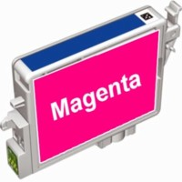 Epson T0713 cartridge magenta (Compatible)